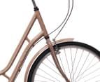 """Progear Riverside Cruiser 700cm x 17"""" Bike - Coffee 2"""