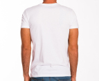 Freshjive Men's Cracked Tee - Off-White 3