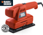 Black & Decker 1/3 Sheet Sander 1