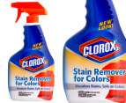 Clorox Laundry Stain Remover Spray 650mL 1