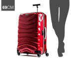 Samsonite 69cm Firelite Spinner - Chilli Red 1