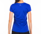 New Balance Women's Go 2 Short Sleeve Tee - Azurite 3