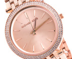 Michael Kors Women's Darci Watch - Rose Gold 3