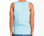 Freshjive Men's League Tank - Turqoise 3