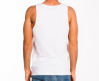 Freshjive Men's Cali Tank - Off White 3