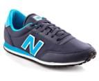 New Balance 410 Shoes - Navy/Light Blue 4