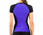 SKINS Women's A200 Compression Short Sleeve Top 3