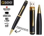 Q-See Shadow 1 Surveillance Pen 1