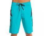 Volcom Men's Annihilator Board Shorts - Turquoise  1