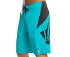 Volcom Men's Annihilator Board Shorts - Turquoise  2