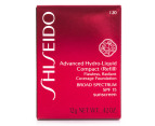 Shiseido Hydro-Liquid Compact Foundation Refill - Light Ivory 2