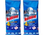 2 x Windowlene Wipes 15pk 3