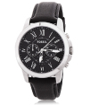 Fossil Men's Grant Watch - Black 3