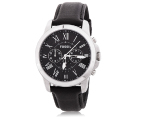 Fossil Men's Grant Watch - Black 1