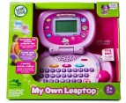 LeapFrog My Own Leaptop Toy - Violet 1
