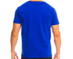 Everlast Men's Glory Fighter Tee - Blue 3