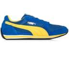 PUMA Men's Fieldsprint - Snorkel Blue/Spectra Yellow 2