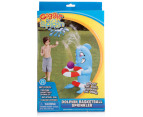 Giggle 'n Splash Dolphin Basketball Sprinkler 3