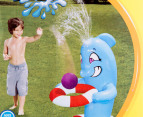 Giggle 'n Splash Dolphin Basketball Sprinkler 2