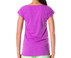 Russell Athletic Women's Ivy Stamp Tee - Bloom 3