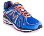 New Balance Men's 790 Running Shoe - Blue/Orange 4