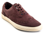 Julius Marlow Men's Bourne Shoe - Burgundy 4