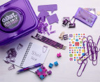Glost by Micador Little Tub of Stationery - Purple  1