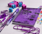 Glost by Micador Little Tub of Stationery - Purple  2