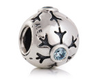 Pandora Cubic Zirconia Snowflake Charm 1