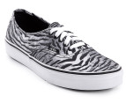 Vans Women's Authentic Tiger - Black/White 4