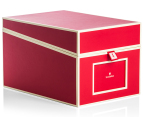 Semikolon CD & Photo Box - Red 1