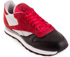Reebok Men's Classic Leather R12 Stash Collab - Red 4
