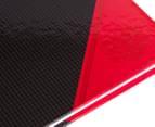 Spirax A4 Black & Red Basics Notebook 5-Pack 2