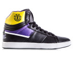 Element Men's Omahigh High Tops - Black/Purple 2