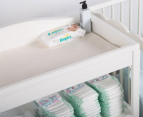 Just One Year Nursery Changing Table - White 5