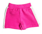 Lonsdale Baby Cheyne Shorts - Hot Rose 2