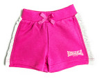 Lonsdale Baby Cheyne Shorts - Hot Rose 1