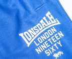 Lonsdale Boys' Leventhorpe Shorts - Mayfair 3
