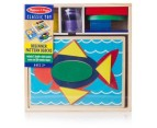 Melissa & Doug Beginner Pattern Blocks 1