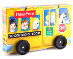 Fisher-Price School Bus Of Books 8-Book Library 2
