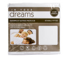 In Your Dreams Double Bed Bamboo Waterproof Mattress Protector 3