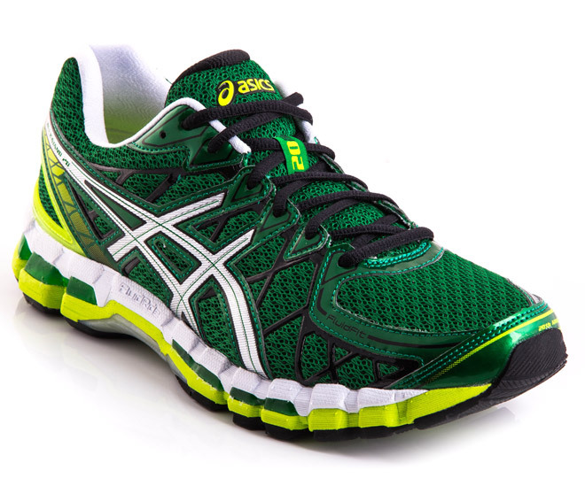 the best attitude 76754 b0573 ASICS Men s Gel Kayano 20 - Pine Lightning White   Catch.com.au