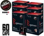 6x Èspresso 1882 Cremoso Coffee Capsules 10pk 50g 1