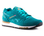 Reebok Men's GL 6000 - Teal/Brown/White 2