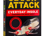 2 x Scholl Odour Attack Everyday Insoles 1 Pair 2