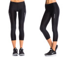 Track n Field Women's Compression 7/8 Length Tights 1