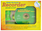 How To Play Recorder Book & Kit 2