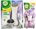 Air Wick Filter & Fresh Diffuser & Refill Lavender 19mL 4