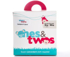ones&twos Girls' Cloth Nappy 5-Pack 3
