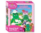 Wiggles Dorothy The Dinosaur Plush Toy & Board Book 1